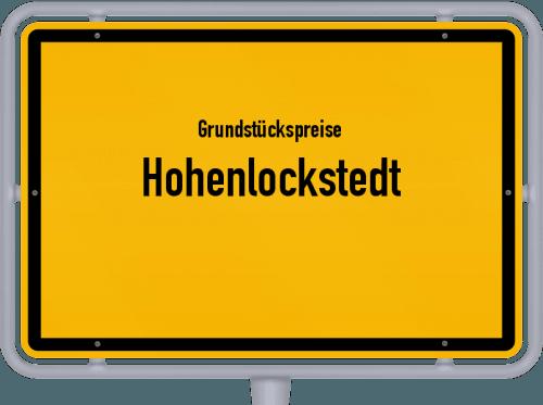 Grundstückspreise Hohenlockstedt 2021