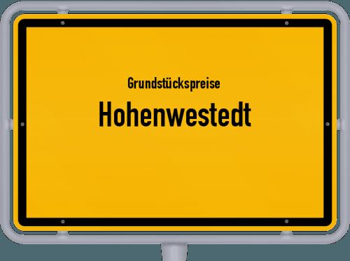 Grundstückspreise Hohenwestedt 2021