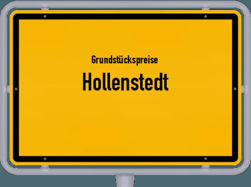 Grundstückspreise Hollenstedt 2021