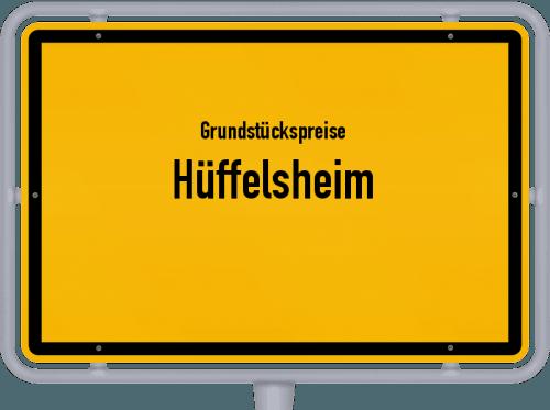 Grundstückspreise Hüffelsheim 2019