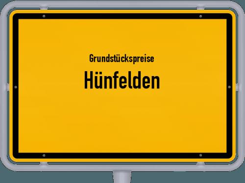 Grundstückspreise Hünfelden 2018