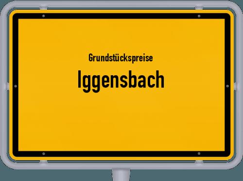 Grundstückspreise Iggensbach 2021
