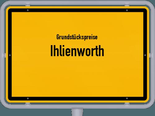 Grundstückspreise Ihlienworth 2019