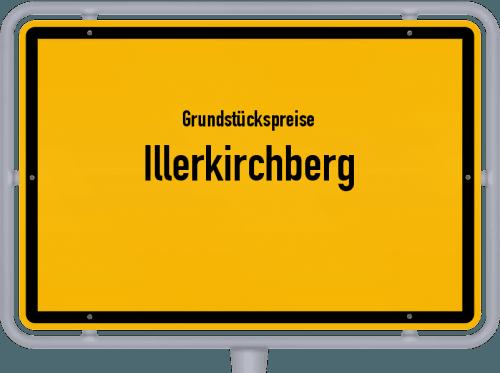 Grundstückspreise Illerkirchberg 2021