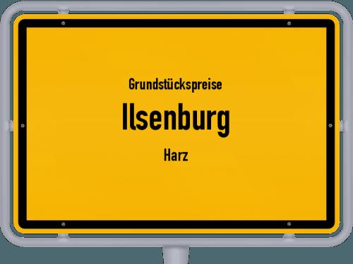 Grundstückspreise Ilsenburg (Harz) 2021
