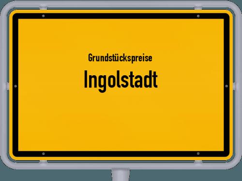 Grundstückspreise Ingolstadt 2021
