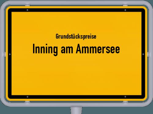 Grundstückspreise Inning am Ammersee 2019
