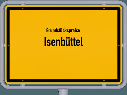 Grundstückspreise Isenbüttel 2021