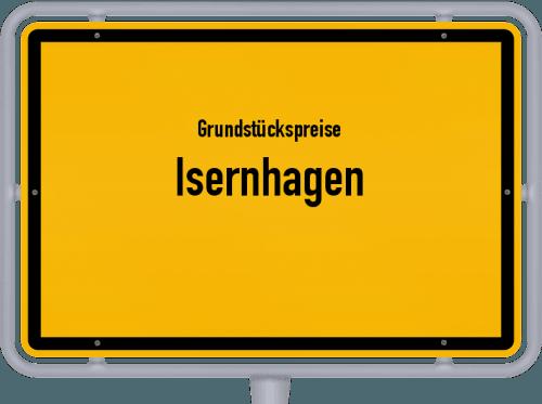Grundstückspreise Isernhagen 2021
