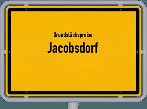 Grundstückspreise Jacobsdorf 2021