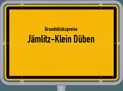 Grundstückspreise Jämlitz-Klein Düben 2021