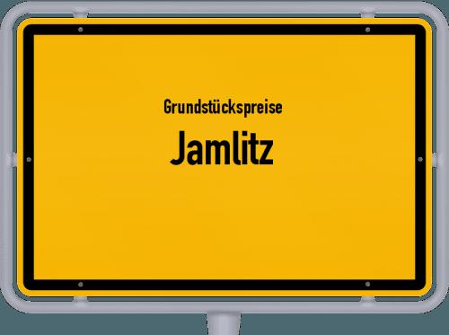 Grundstückspreise Jamlitz 2021