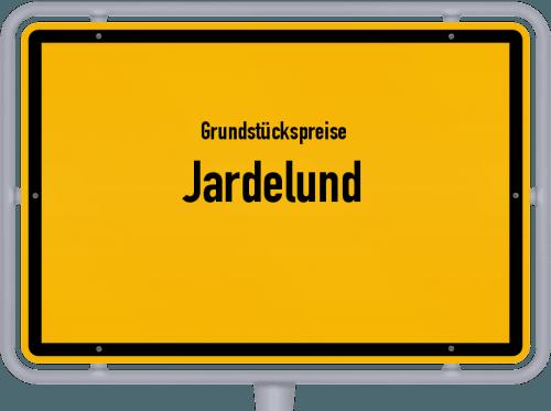 Grundstückspreise Jardelund 2021