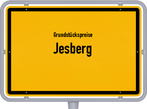 Grundstückspreise Jesberg 2018