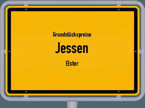 Grundstückspreise Jessen (Elster) 2021