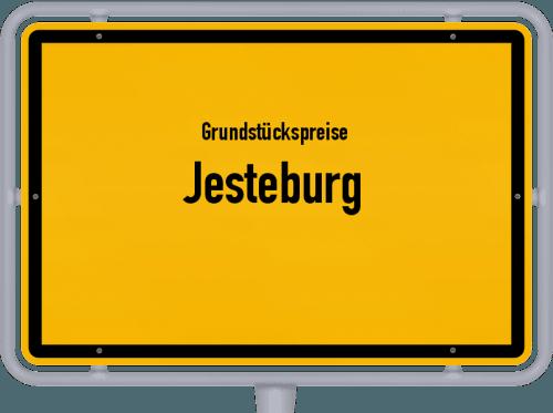 Grundstückspreise Jesteburg 2021