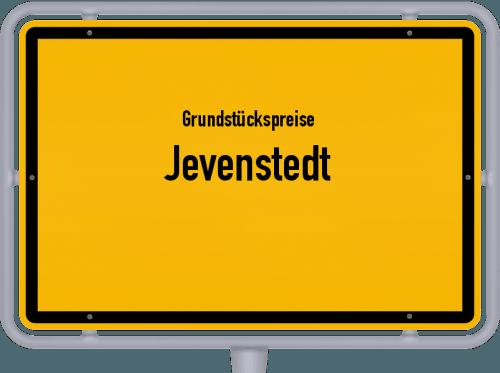 Grundstückspreise Jevenstedt 2021