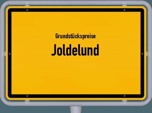 Grundstückspreise Joldelund 2021