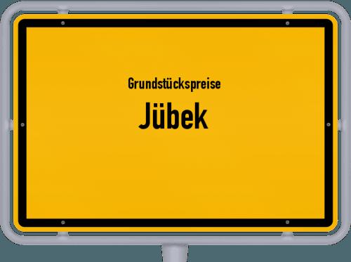 Grundstückspreise Jübek 2021