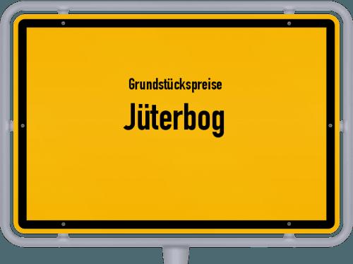 Grundstückspreise Jüterbog 2019