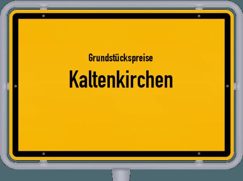 Grundstückspreise Kaltenkirchen 2018