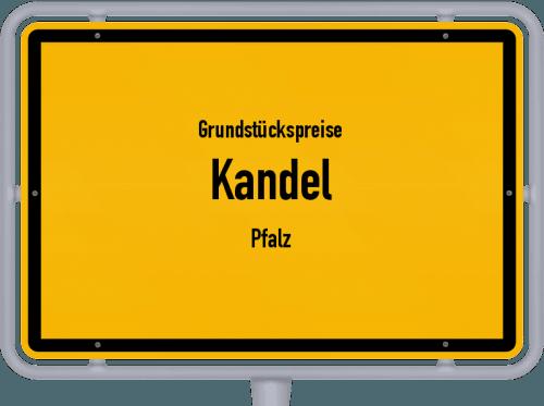 Grundstückspreise Kandel (Pfalz) 2019