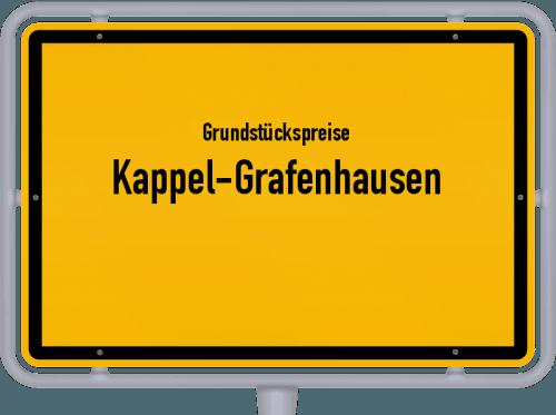 Grundstückspreise Kappel-Grafenhausen 2021