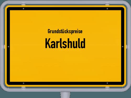 Grundstückspreise Karlshuld 2019