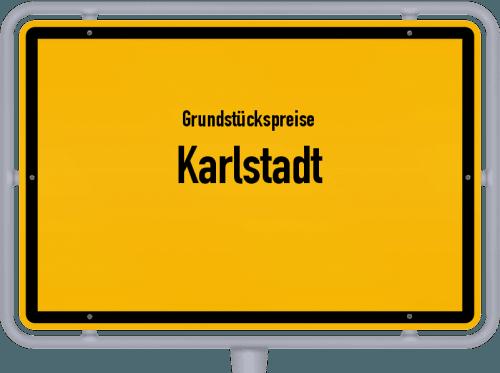 Grundstückspreise Karlstadt 2019