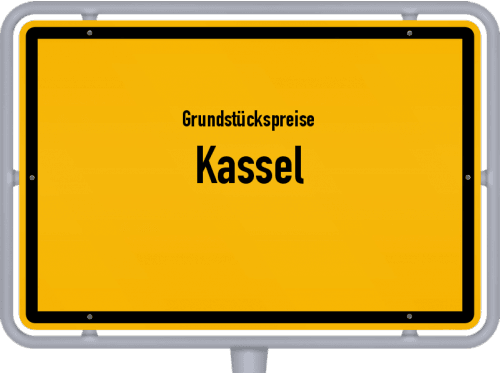 Grundstückspreise Kassel 2019
