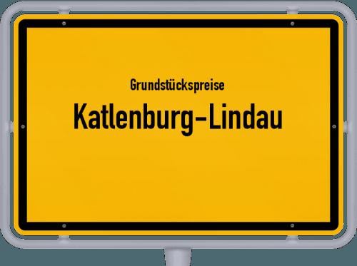 Grundstückspreise Katlenburg-Lindau 2021