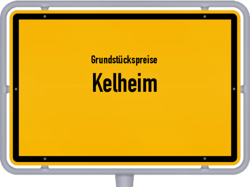 Grundstückspreise Kelheim 2019