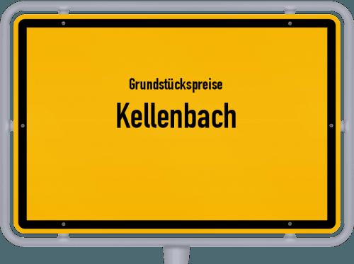 Grundstückspreise Kellenbach 2019