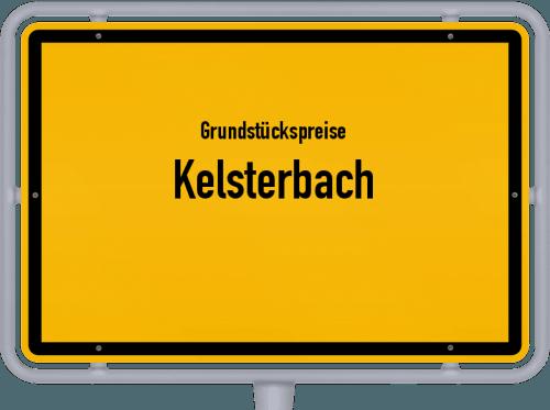 Grundstückspreise Kelsterbach 2018
