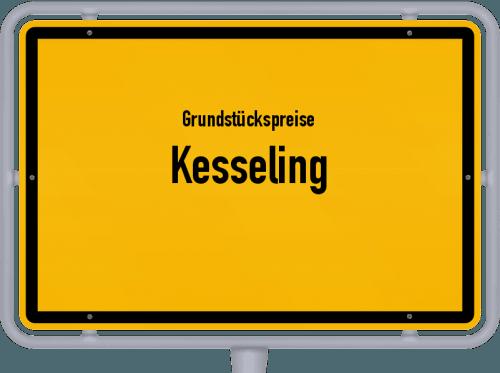 Grundstückspreise Kesseling 2019