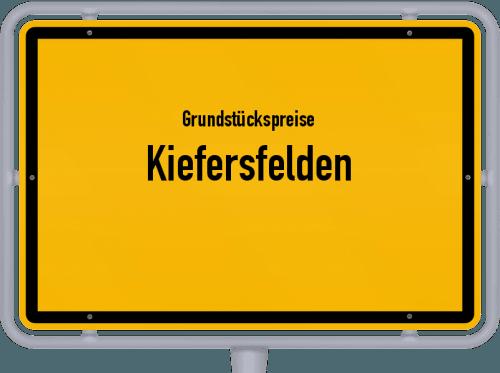 Grundstückspreise Kiefersfelden 2019