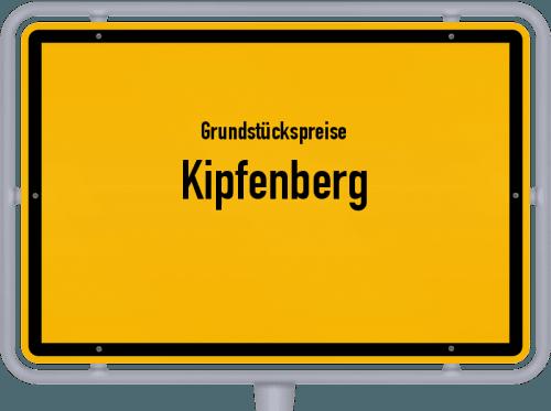 Grundstückspreise Kipfenberg 2019