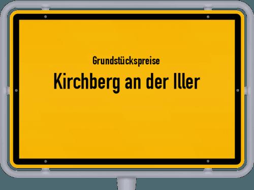 Grundstückspreise Kirchberg an der Iller 2021
