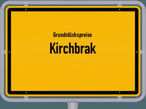 Grundstückspreise Kirchbrak 2021