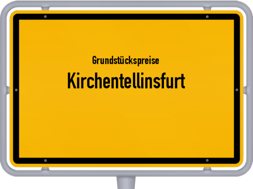 Grundstückspreise Kirchentellinsfurt 2021
