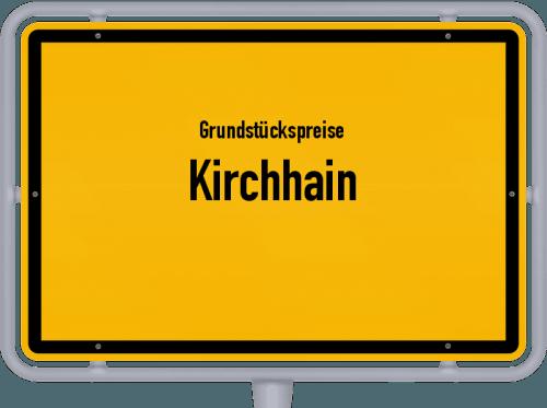 Grundstückspreise Kirchhain 2018