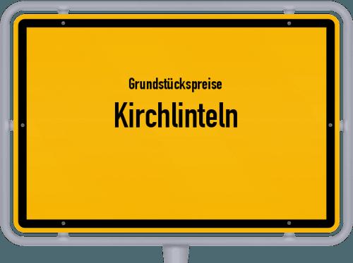 Grundstückspreise Kirchlinteln 2021