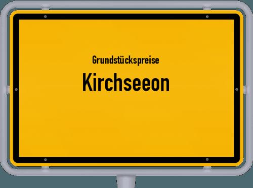 Grundstückspreise Kirchseeon 2019