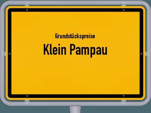 Grundstückspreise Klein Pampau 2021