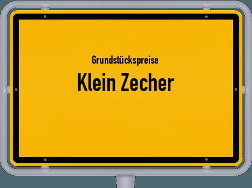 Grundstückspreise Klein Zecher 2021