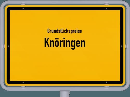 Grundstückspreise Knöringen 2019
