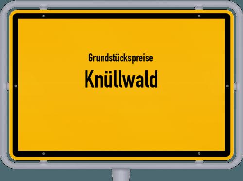 Grundstückspreise Knüllwald 2018