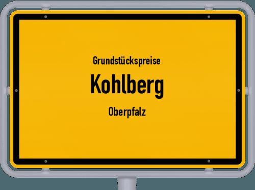 Grundstückspreise Kohlberg (Oberpfalz) 2021