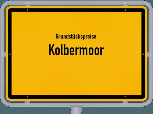 Grundstückspreise Kolbermoor 2019