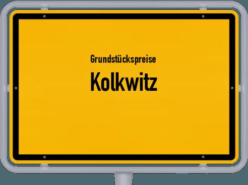 Grundstückspreise Kolkwitz 2021